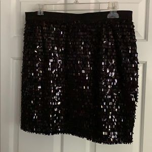 Never worn sequin mini